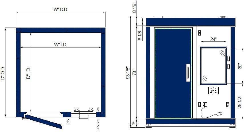 C/H 12A-17 Spec Sheets